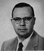 David. S. Weaver, First Department Head