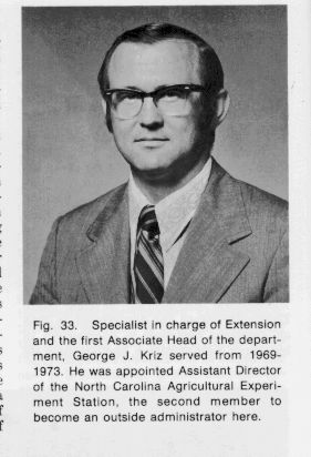 Photo: Bust view of George Krix extension head 1969-to 1973